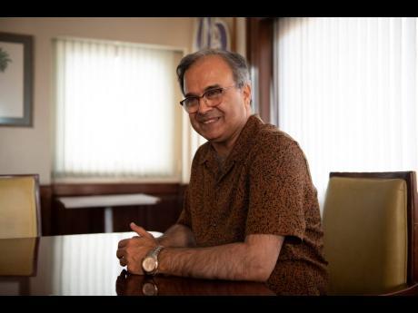 Pakistan's High Commissioner Dr Asad Khan.