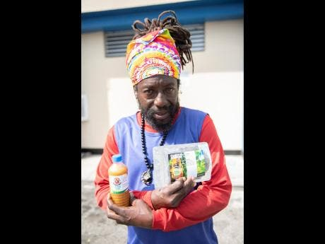 Recording artiste-turned-herbalist Snagga Puss says natural food products can help boost the immune system, as Jamaicans seek to fight off the COVID-19 that has reached the island.