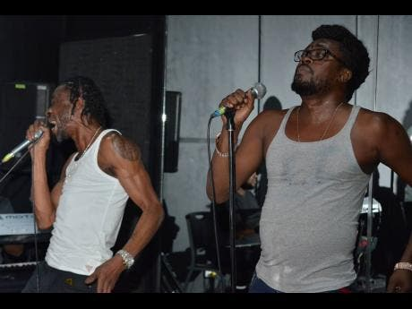 Beenie Man is known for his slender physique, but the Doctor appeared to have been putting on a few pounds for some time now.
