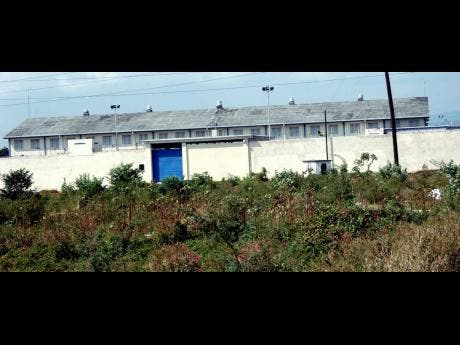 The Horizon Adult Remand Centre in St Andrew