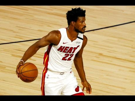 Miami Heat's Jimmy Butler