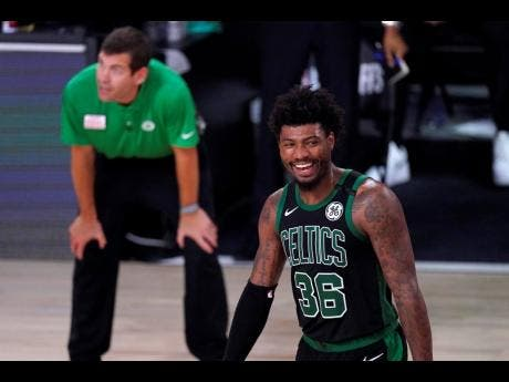 Boston Celtics' Marcus Smart
