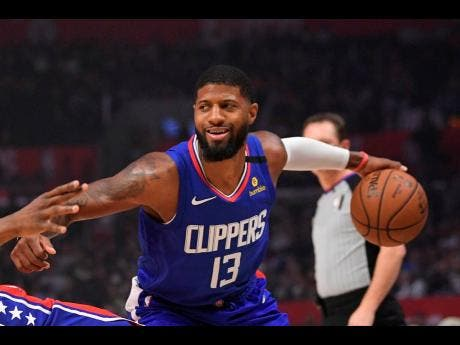 Three takeaways from Paul George's massive contract extension with Clippers