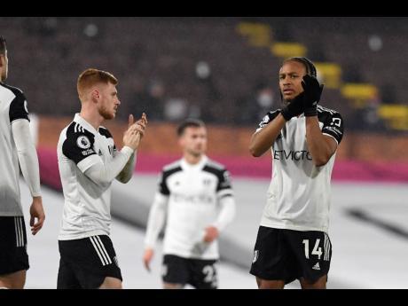 Parker proud after Fulham impress against Liverpool