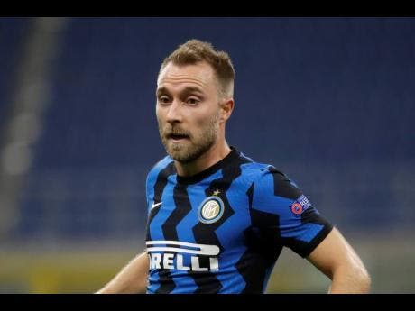 Inter chief confirms Eriksen available for transfer in January