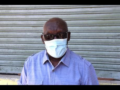 Clembert Powell encourages Jamaicans to take the COVID-19 vaccine.