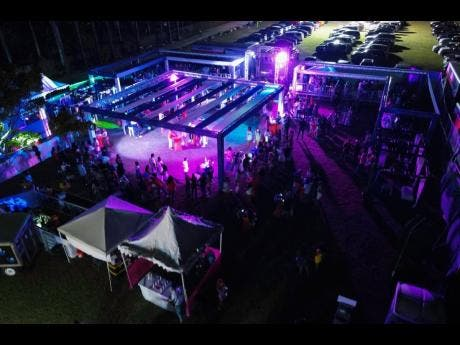 Ultra Violet, which is normally held in Negril was taken to Miami, Florida last month for its first staging.