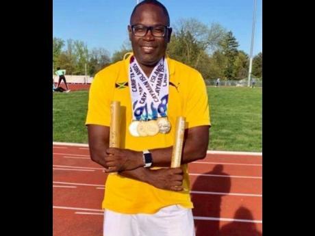 Coach Marlon James