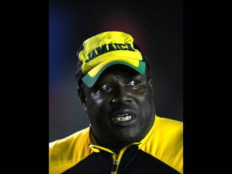 Former Reggae Girlz assistant coach Andrew Price
