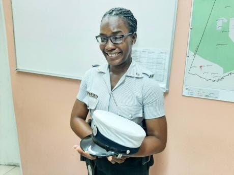 Woman Constable Torra Lawrence