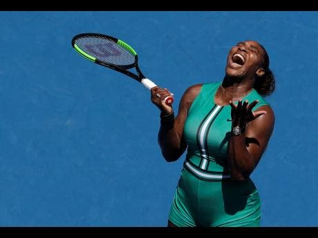 AO: Serena Williams collapsed in the quarters, path to No.1 open